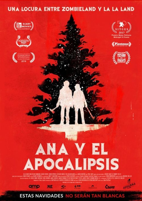 Ana y el apocalipsis (2017) streaming
