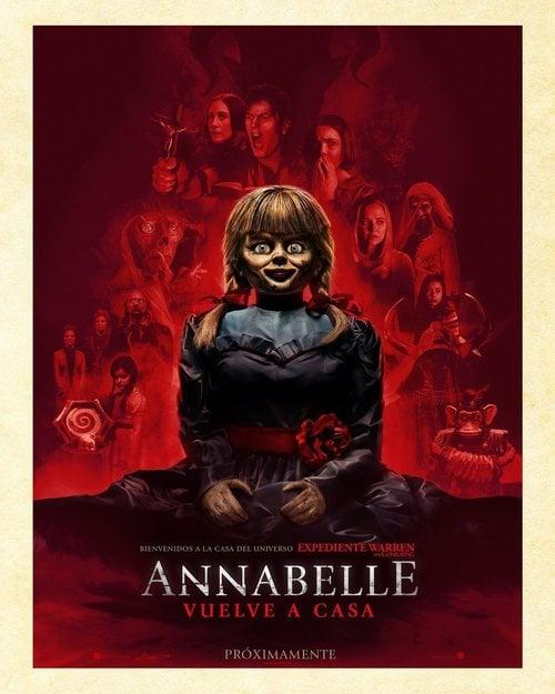 Annabelle vuelve a casa (2019)
