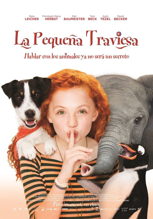 La pequeña traviesa (2018) streaming