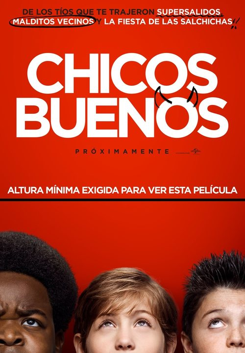 Chicos buenos (2019) streaming