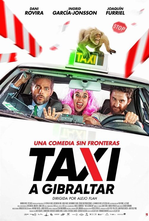 Taxi a Gibraltar (2019) streaming