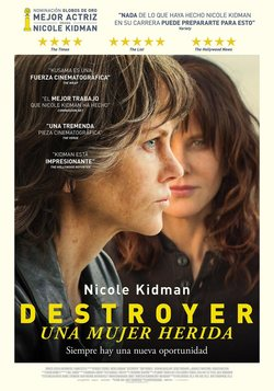 Destroyer: Una mujer herida