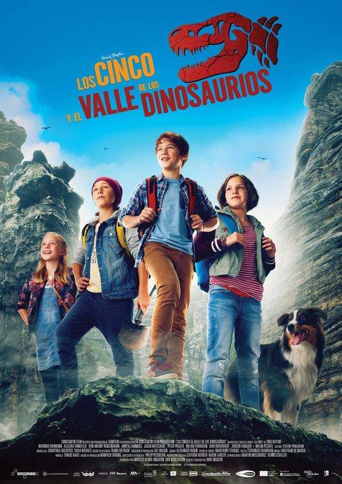 Los Cinco Y El Valle De Los Dinosaurios 2018 Pelicula Ecartelera Dinosaurio (2000) online completa en español latino. los cinco y el valle de los dinosaurios