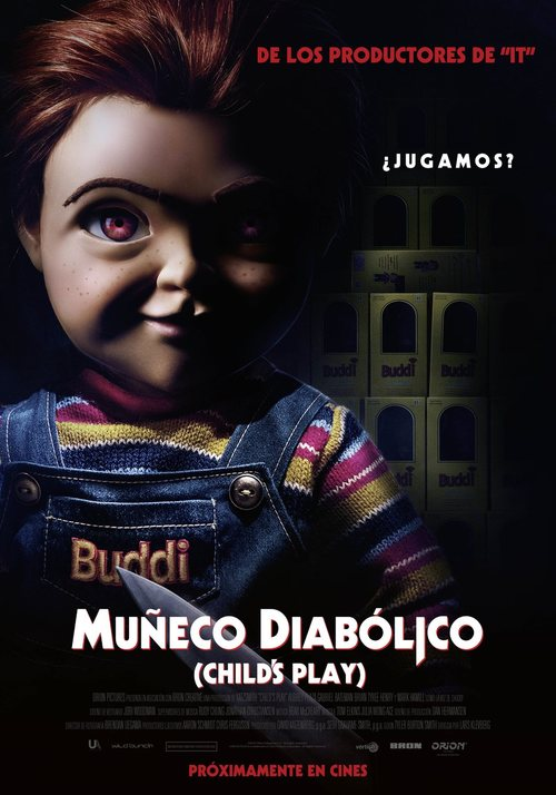 Muñeco diabólico (Child's Play) (2019)