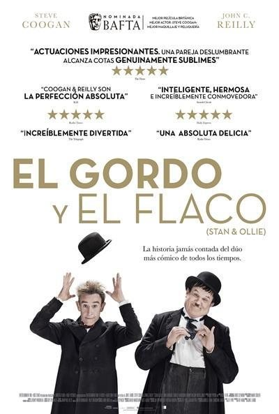 El Gordo y el Flaco (Stan & Ollie) (2018) streaming