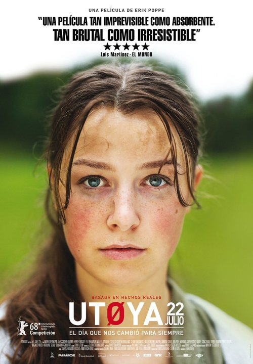 Utoya. 22 de julio (2018) streaming