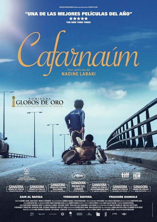 Cafarnaúm (2018) streaming