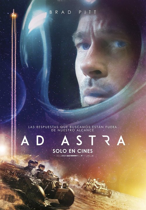 Ad Astra: Hacia las estrellas (2019)