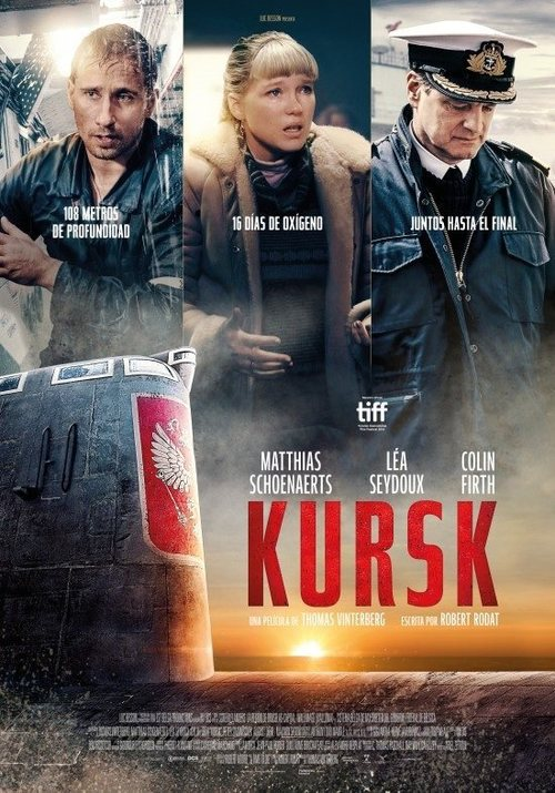 Kursk (2018) streaming