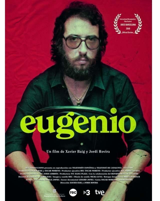 Cartel  de 'Eugenio'