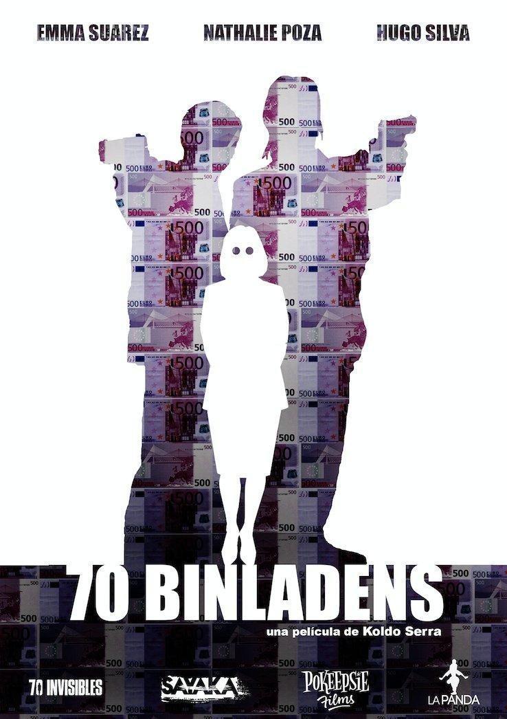 Cartel España de '70 binladens'