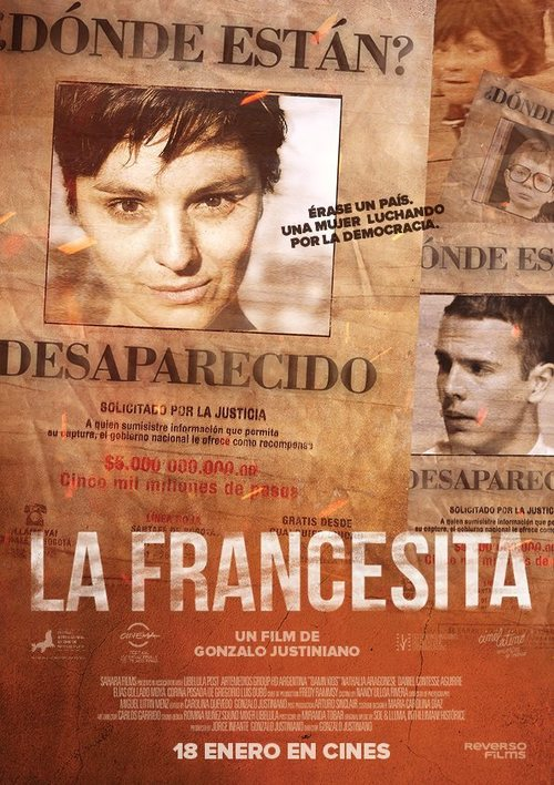 La francesita (2017) streaming
