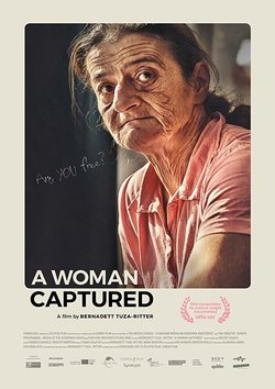 Cartel de A Woman Captured