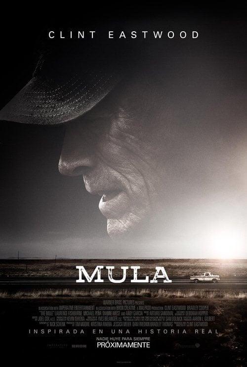 Cartel España de 'Mula'