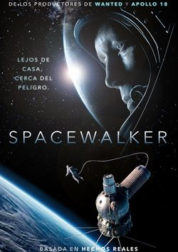 Cartel de Spacewalker