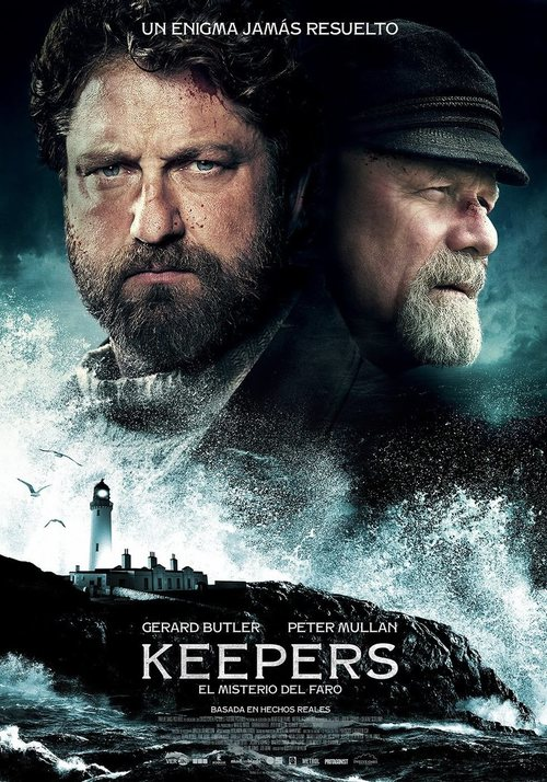 Keepers. El misterio del faro (2018)