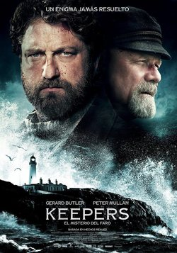 Keepers. El misterio del faro