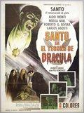 Santo en 'El tesoro de Drácula'