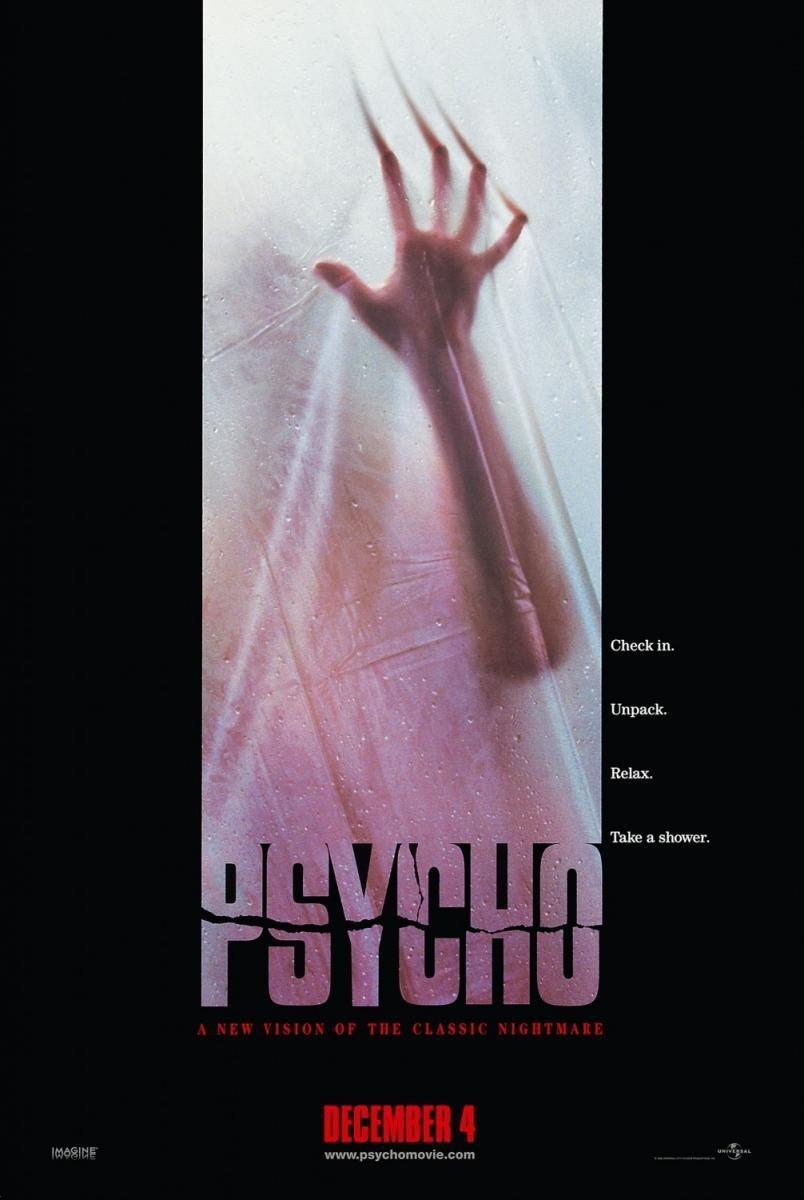 Cartel 'Psycho' poster de 'Psycho'