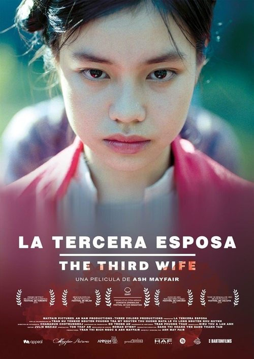 La tercera esposa (The Third Wife) (2018)