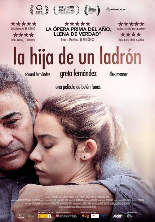 La hija de un ladrón (2019)