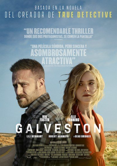 Galveston (2018) streaming
