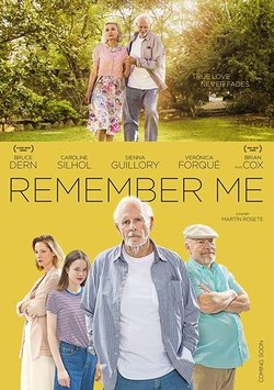 Cartel de Remember Me