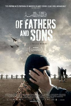 Cartel de Of Fathers And Sons