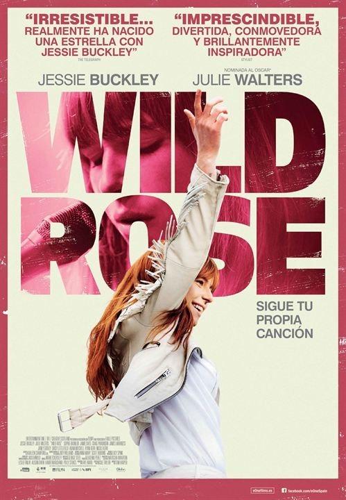 Cartel Wild Rose de 'Wild Rose'