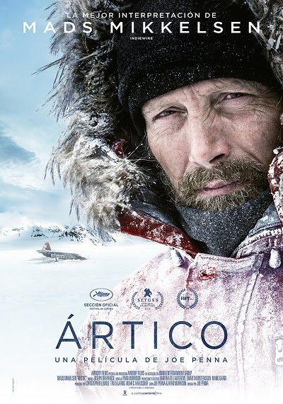 Ártico (2018) streaming
