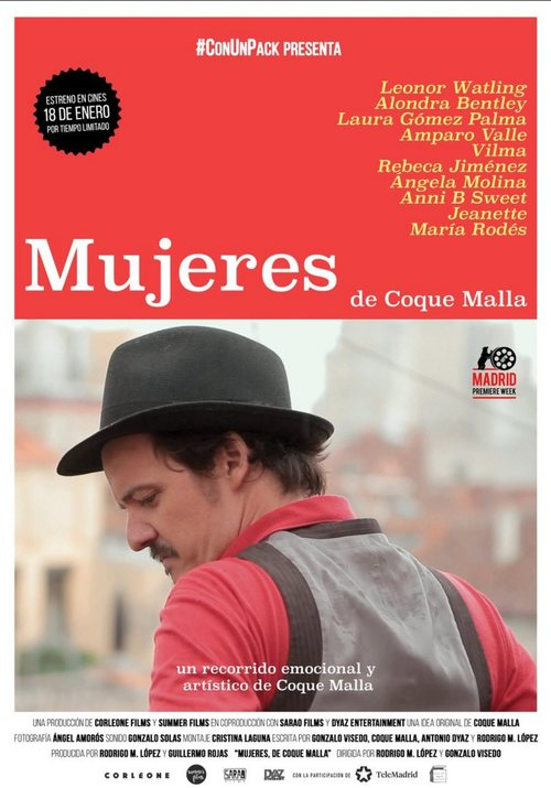 Mujeres, de Coque Malla (2018) streaming