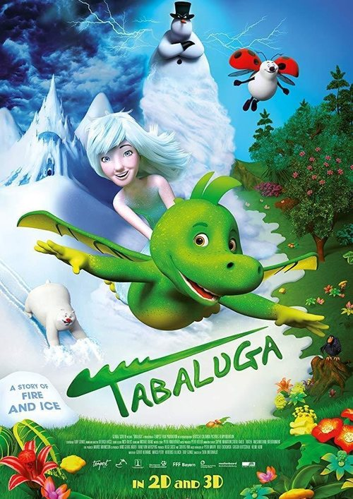 Tabaluga y la princesa de hielo (2018) streaming