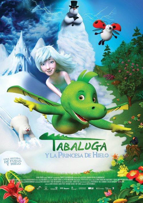 Tabaluga y la princesa de hielo (2018)