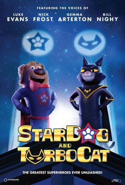 Cartel de StarDog and TurboCat