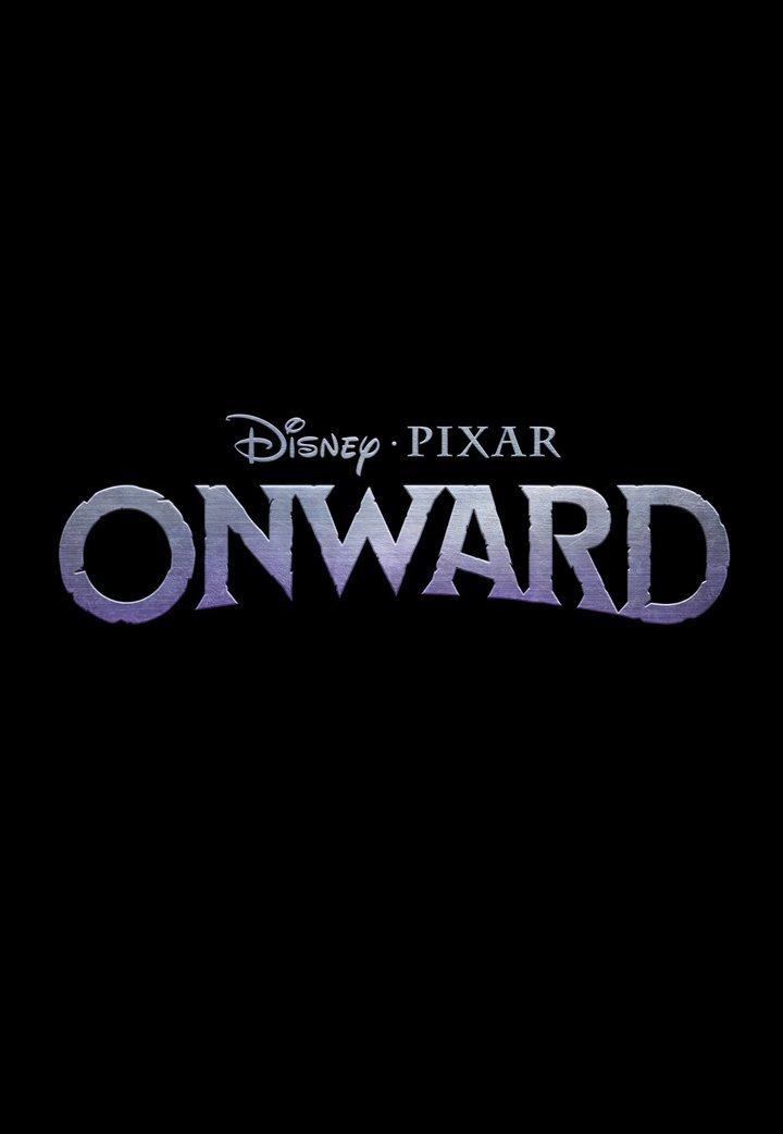 Cartel Logo de 'Onward'