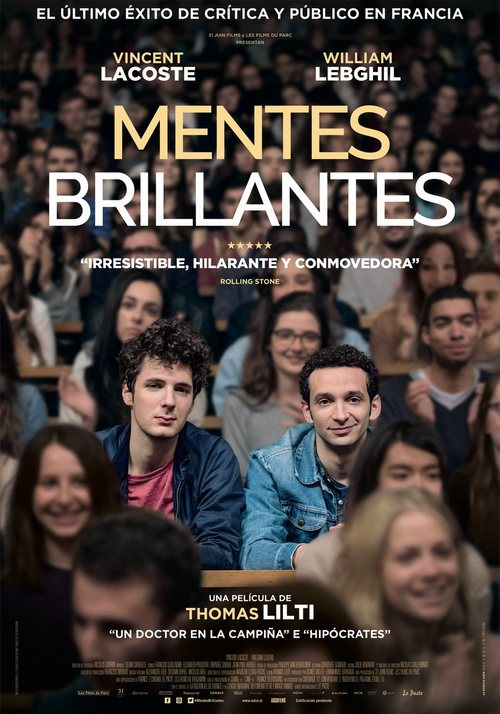 Mentes brillantes (2018)