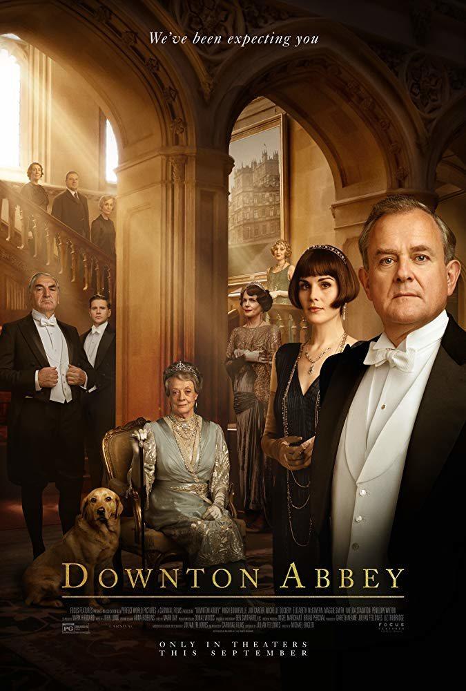 Cartel DOWNTON ABBEY de 'Downton Abbey'