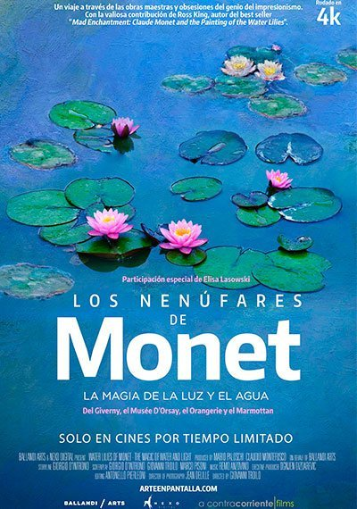 Los Nenúfares de Monet (2018) streaming