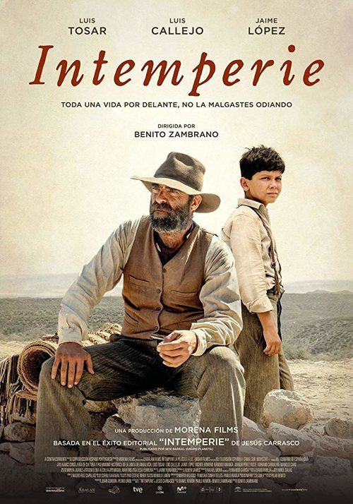 Intemperie (2019) streaming