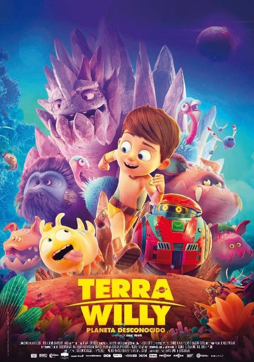 Terra Willy: planeta desconocido (2019) streaming