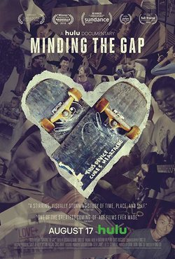 Cartel de Minding the Gap