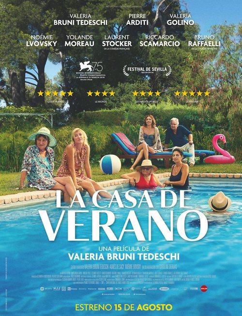 La casa de verano (2018)