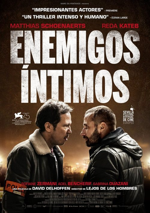 Enemigos íntimos (2018) streaming