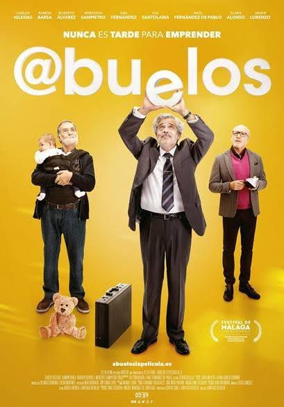 Abuelos (2019) streaming