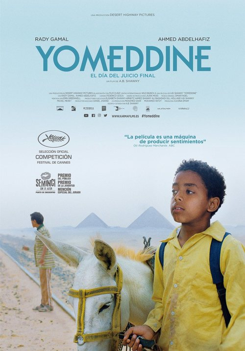 Yomeddine (2018) streaming