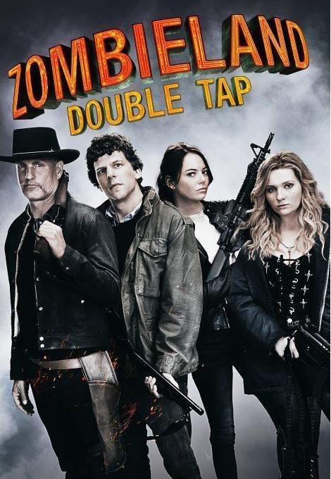 Cartel Poster 'Zombieland 2' de 'Zombieland: Mata y Remata'