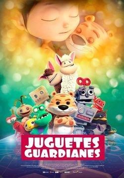 Cartel de Juguetes Guardianes