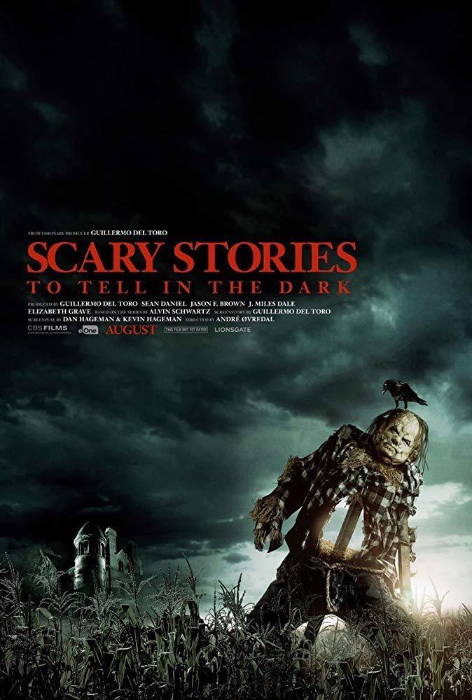 Cartel Póster 'Scary Stories to Tell in the Dark' de 'Historias de miedo para contar en la oscuridad'