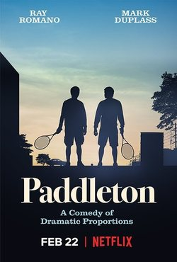 Cartel de Paddleton