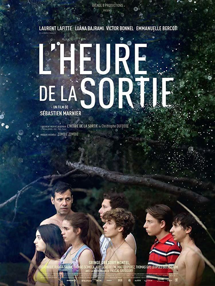 Cartel Francia de 'La última lección'